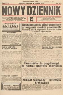 Nowy Dziennik. 1935, nr226