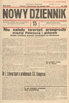 Nowy Dziennik. 1935, nr234