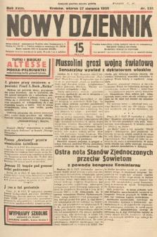 Nowy Dziennik. 1935, nr235