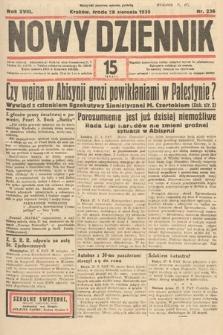 Nowy Dziennik. 1935, nr236
