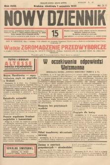 Nowy Dziennik. 1935, nr240