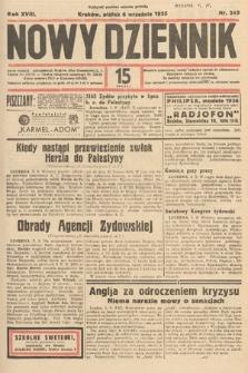 Nowy Dziennik. 1935, nr245