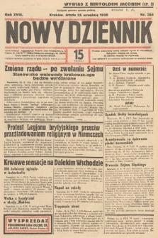 Nowy Dziennik. 1935, nr264