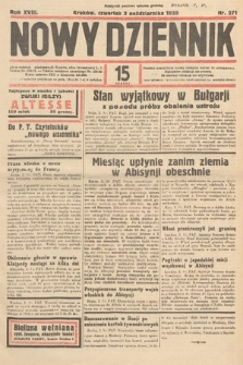 Nowy Dziennik. 1935, nr271