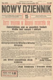 Nowy Dziennik. 1935, nr272
