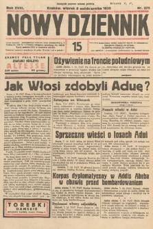 Nowy Dziennik. 1935, nr275