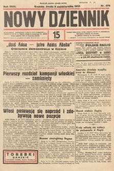 Nowy Dziennik. 1935, nr276