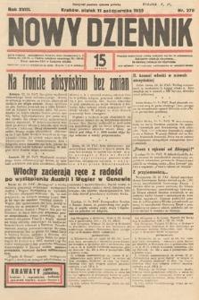 Nowy Dziennik. 1935, nr278
