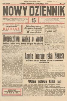 Nowy Dziennik. 1935, nr279