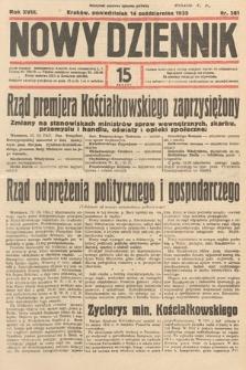 Nowy Dziennik. 1935, nr281