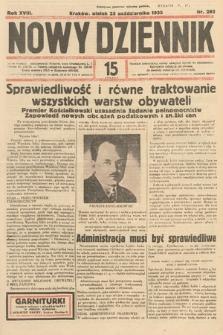 Nowy Dziennik. 1935, nr292