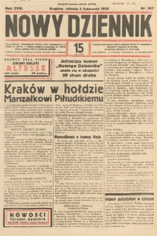 Nowy Dziennik. 1935, nr300