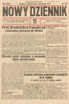 Nowy Dziennik. 1935, nr302
