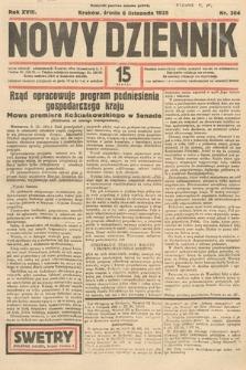 Nowy Dziennik. 1935, nr304