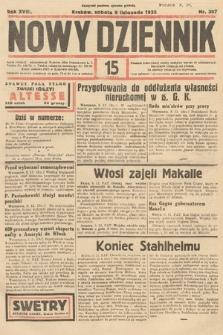Nowy Dziennik. 1935, nr307