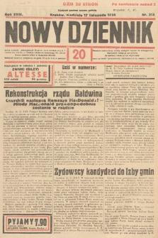 Nowy Dziennik. 1935, nr315