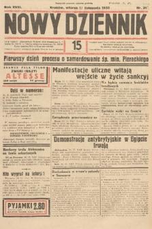 Nowy Dziennik. 1935, nr317
