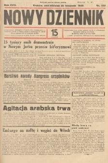 Nowy Dziennik. 1935, nr323