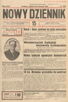 Nowy Dziennik. 1935, nr328