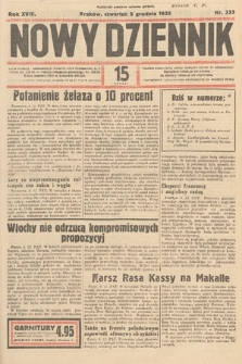 Nowy Dziennik. 1935, nr333