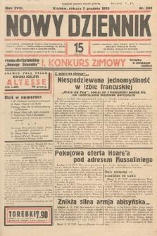 Nowy Dziennik. 1935, nr335