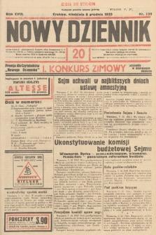 Nowy Dziennik. 1935, nr336