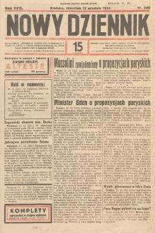 Nowy Dziennik. 1935, nr340