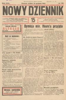 Nowy Dziennik. 1935, nr348