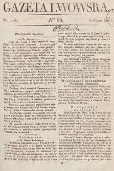 Gazeta Lwowska. 1823, nr88
