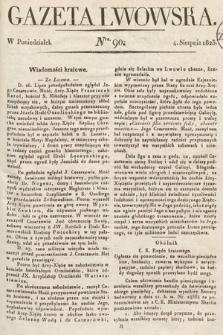 Gazeta Lwowska. 1823, nr90