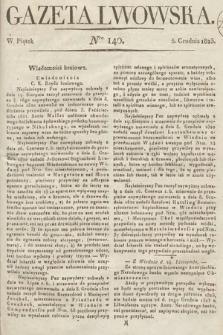 Gazeta Lwowska. 1823, nr140