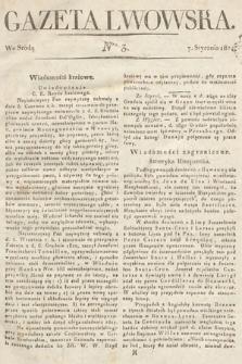 Gazeta Lwowska. 1824, nr3