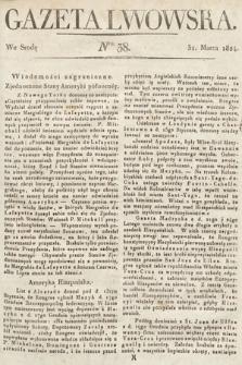 Gazeta Lwowska. 1824, nr38