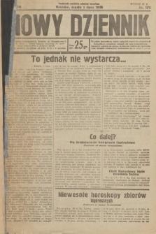 Nowy Dziennik. 1930, nr171