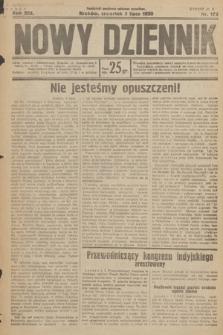 Nowy Dziennik. 1930, nr172