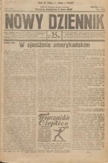 Nowy Dziennik. 1930, nr175