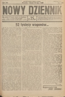 Nowy Dziennik. 1930, nr184