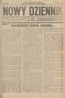 Nowy Dziennik. 1930, nr186
