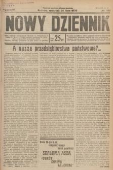 Nowy Dziennik. 1930, nr193