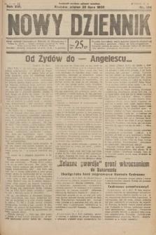 Nowy Dziennik. 1930, nr194
