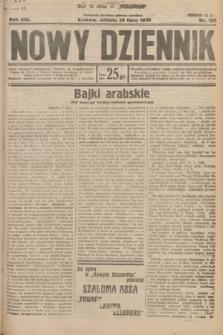 Nowy Dziennik. 1930, nr195