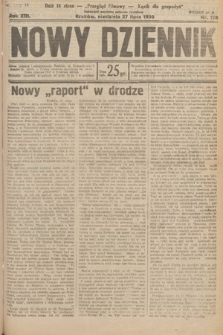 Nowy Dziennik. 1930, nr196