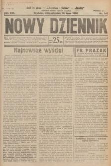 Nowy Dziennik. 1930, nr197