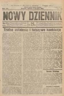 Nowy Dziennik. 1930, nr202