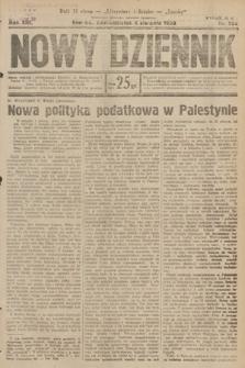 Nowy Dziennik. 1930, nr204