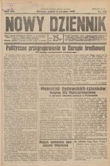 Nowy Dziennik. 1930, nr208