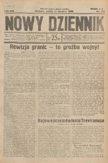 Nowy Dziennik. 1930, nr213