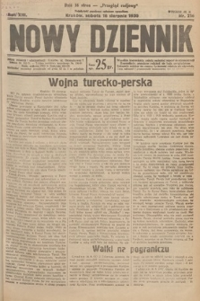 Nowy Dziennik. 1930, nr216