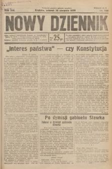 Nowy Dziennik. 1930, nr226