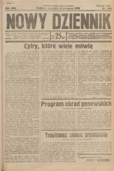 Nowy Dziennik. 1930, nr228